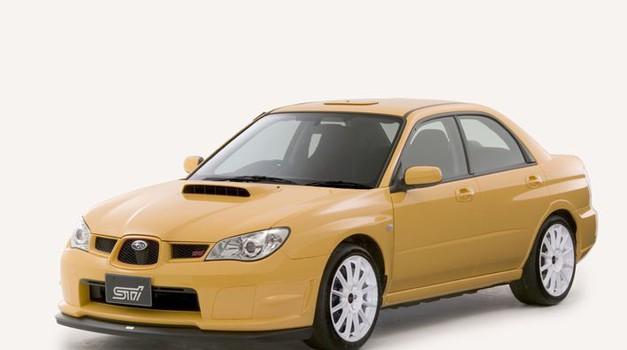 Zgodovina: Subaru - tri leta, ki so odločno spremenila podobo znamke (foto: Subaru)