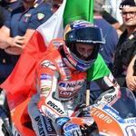 MotoGP, VN San Marina: Ducati blesti, Yamahi nagaja agregat ali elektronika? (foto: Dorna, Michelin)