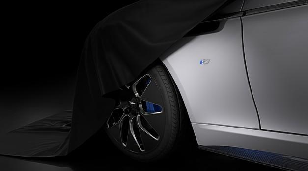 Prvi električni Aston Martin bo Rapid-E (foto: Aston Martin)