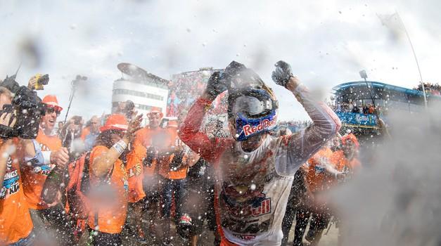 MXGP: Herlings že dirko pred koncem prvenstva svetovni prvak, Gajser peti (foto: Ray Archer / KTM)