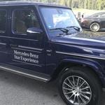 Novo v Sloveniji: Po skoraj 40 letih v Slovenijo zapeljal novi Mercedes-Benz razred G (foto: Jure Šujica)