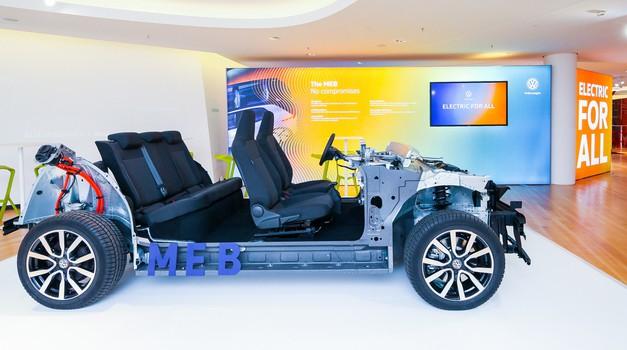 Volkswagen optimističen v napovedih za prihodnost (foto: Volkswagen)