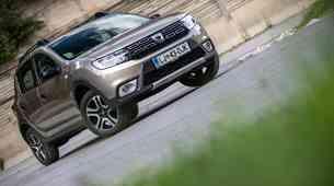 Kratki test: Dacia Sandero Stepway Black&White 0.9 Tce 90