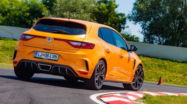 Kratki test: Renault Megane R. S. 280 (foto: Saša Kapetanovič)