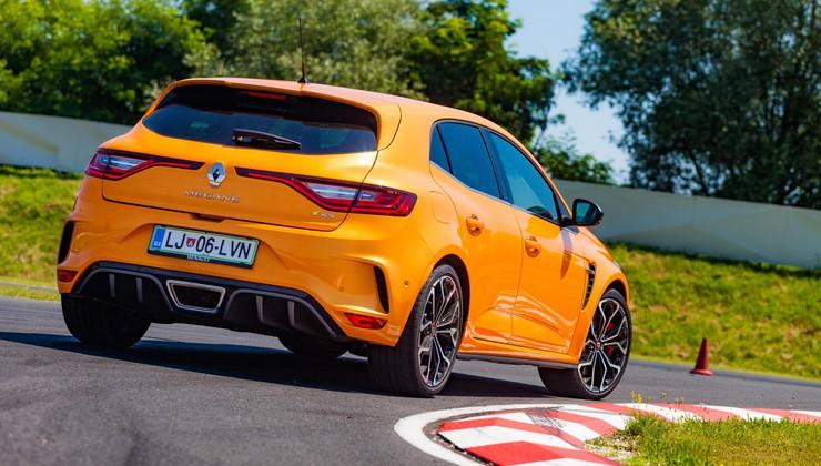 Kratki test: Renault Megane R. S. 280