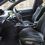 Kratki test: Peugeot 308 GT 2.0 BlueHDi 180 EAT8 (foto: Peter Kavčič)