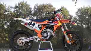Za strastne motokrosiste: KTM 450 SX-F Herlings Replica