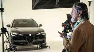 Italijanske lepotice Alfa Romeo, ovekovečene kot modne ikone