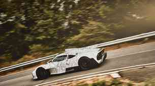 Mercedes-AMG Project One je rezultat virtualnega inženiringa