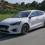 Novo v Sloveniji: Ford Focus (foto: Matija Janežič)