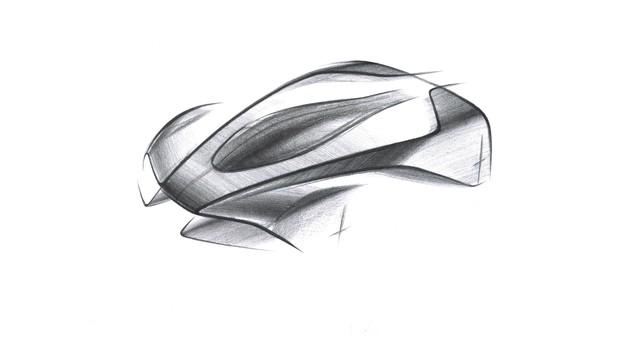 Aston Martin je potrdil novi hiperšportni avtomobil (foto: Aston Martin)
