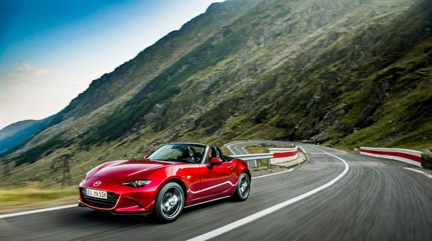 Mazda MX-5 2.0 135 kW ponuja še več zabave (foto: Mazda)