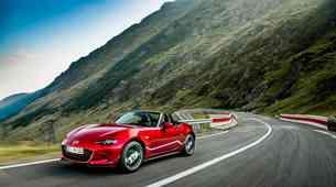 Mazda MX-5 2.0 135 kW ponuja še več zabave
