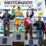 Motokros DP, Dolina pod Kalom: Gajser navduševal domače navijače (foto: Jože Bojec)