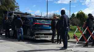 Prvi Audi e-tron je že v Ljubljani!