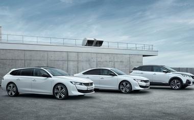 Peugeot predstavlja priključnohibridne modele