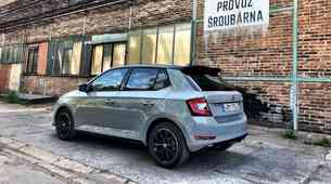 Škoda Fabia je doživela modernizacijo
