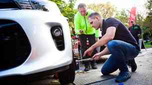 S tekmovanjem Tyre Challenge 2018 do novih avtomobilskih gum