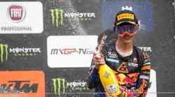 MXGP: Jorge Prado je nov svetovni prvak (video)