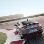 Hyundai i30 Fastback N iz Rima v Pariz v 8 minutah in 18 sekundah (foto: Hyundai)