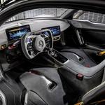 Mercedes-AMG-jev novi hiperšportnik se bo imenoval Mercedes-AMG ONE (foto: Daimler)