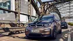 BMW i3 je dobil bolj zmogljivo baterijo