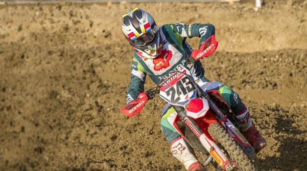 MXGP, veliki finale letošnje sezone: Gajser četrti na svetu, Herlings le še potrdil prevlado (foto: Honda HRC)
