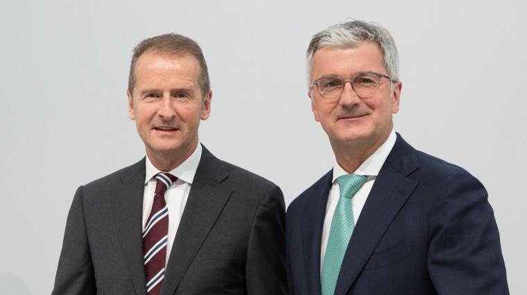 Audi in Volkswagen s težavami pri odpustu nekdanjega direktorja Stadlerja (foto: Audi)