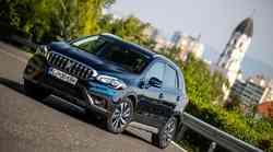 Kratki test: Suzuki SX4 S-Cross 1.4 Boosterjet 4WD Elegance