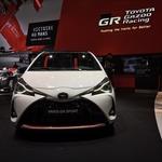 Pariz 2018: Toyota Auris je spet postala Corolla, Lexus pa nastopa z nekaj osvežitvami (foto: Dušan Lukič)