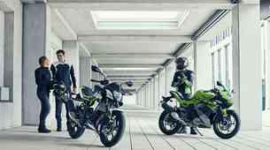 Kawasaki mulce postavlja pred najtežjo odločitev: Ninja 125 ali Z125?