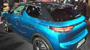Pariz 2018: DS Automobiles v Parizu hibridno in električno