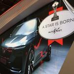 Autobest nagrajuje prihodnje avtomobilske zvezde: prvi je VinFast (foto: Dušan Lukič)
