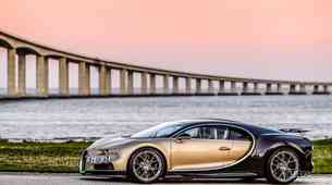 Bo Bugatti avtomobilsko paleto okrepil s športnim terencem?
