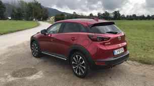 Novo v Sloveniji: Mazda 6 in Mazda CX-3
