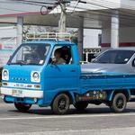Zgodovina: Daihatsu - na elektriko že pred pol stoletja (foto: Daihatsu, Profimedia)