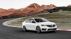 Prihodnja Škoda Octavia vRS bo hibridna