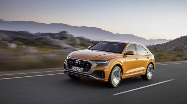 Novo v Sloveniji: Audi Q8 (foto: Audi)