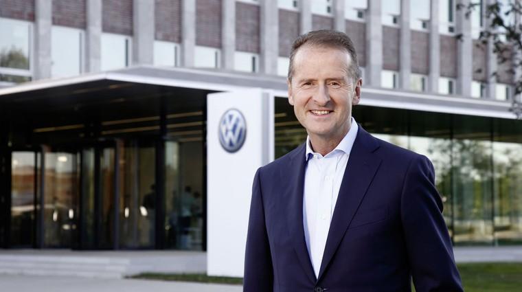 Diess: Sprejetje novega zakona o izpustih CO2 bi ogrozilo na tisoče delovnih mest (foto: Volkswagen)