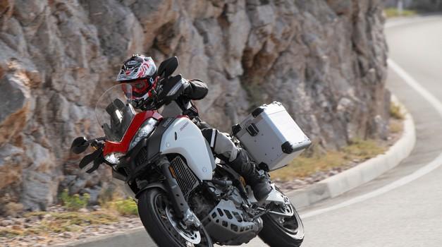 Ducati Multistrada 1290 z letom 2019 tudi kot Enduro (foto: Ducati)