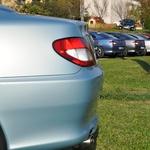 Peugeot 406 Coupe je eden izmed zadnjih klasičnih kupejev (foto: Jure Šujica)