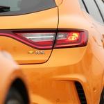 Renault poskrbel za dan grmenja na dirkališču Gaj (foto: Jure Šujica)