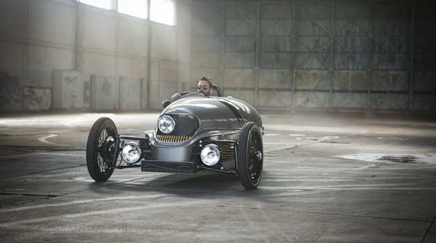 Morgan prekinil projekt električnega trikolesnika EV3 (foto: Morgan)