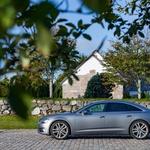 Test: Audi A6 50 TDI Quattro Sport (foto: Saša Kapetanovič)