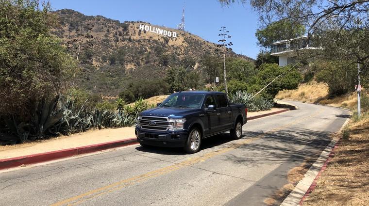 Druga plat Amerike: Po Kaliforniji s Fordom F 150 in Harley-Davidsonom Road Glide Ultra: 1. del (foto: Sebastjan Plevnjak)