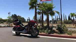 Druga plat Amerike: Po Kaliforniji s Fordom F 150 in Harley-Davidsonom Road Glide Ultra; zaključek