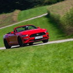 Kratki test: Ford Mustang Convertible 2.3l EcoBoost (foto: Saša Kapetanovič)