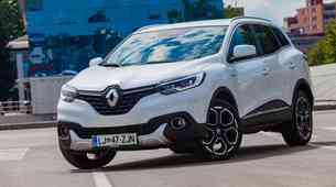 Kratki test: Renault Kadjar Energy dCi 130 X-Tronic S-Edition