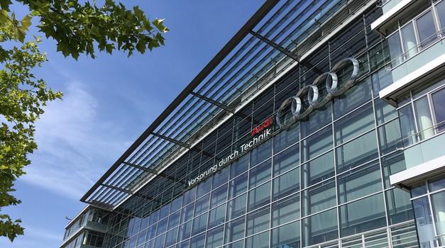 Afera Dieselgate: Več sto milijonov kazni tudi za Audi (foto: Audi)