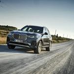 BMW X7 je končno tu (foto: BMW)